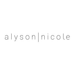 alyson nicole new logo