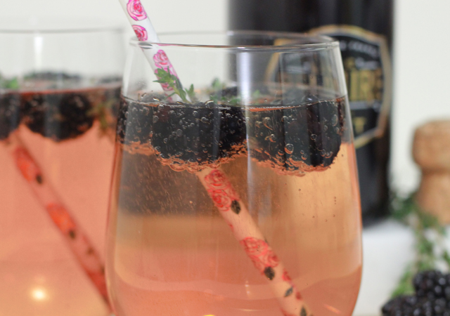 Champagne_Cocktail_Recipe_Blackberry_Thyme_Party_Ideas_2